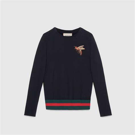 Sweater Gucci W2c Gucci Bee Sweater Fashionreps