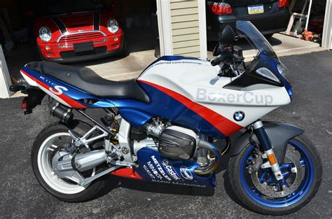 Bmw Boxer Cup Aufkleber by 2005 Bmw R1100s Boxer Cup Replika With 4800