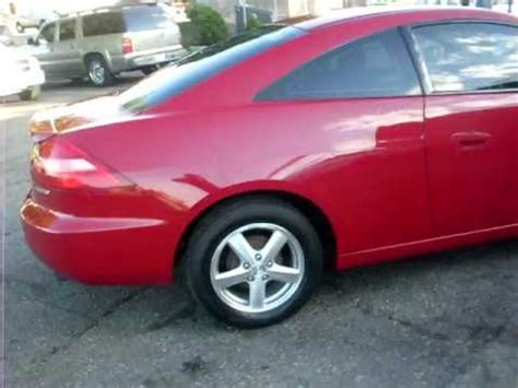 2005 honda accord se, 2 door coupe, 2.4 4cyl, auto, loaded