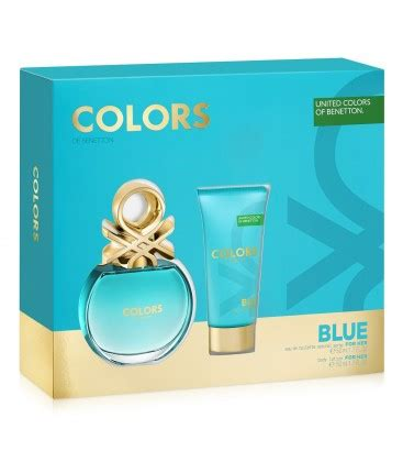 Parfum Original Benetton United Colors Blue For Edt 80ml benetton colors blue edt perfume benetton for