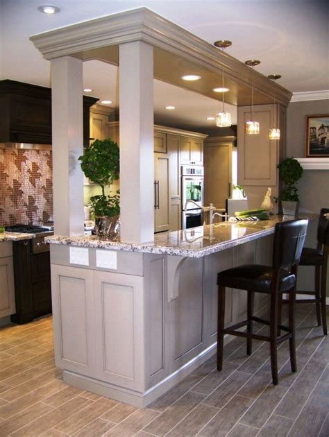 open kitchen bar design 27 best images about kitchen islands with support on
