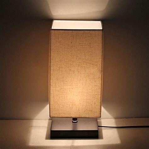 Minimalist Solid Wood Table Lamp Bedside Desk Lamp   Buy