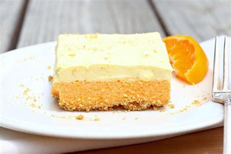 Cap Orange Creamcicle 1oz orange creamsicle dessert bars recipe dishes recipes