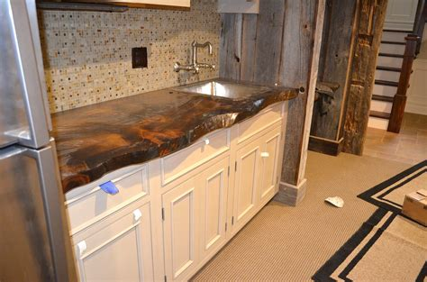 kitchen bar top custom wood countertops islands slab tables bar tops