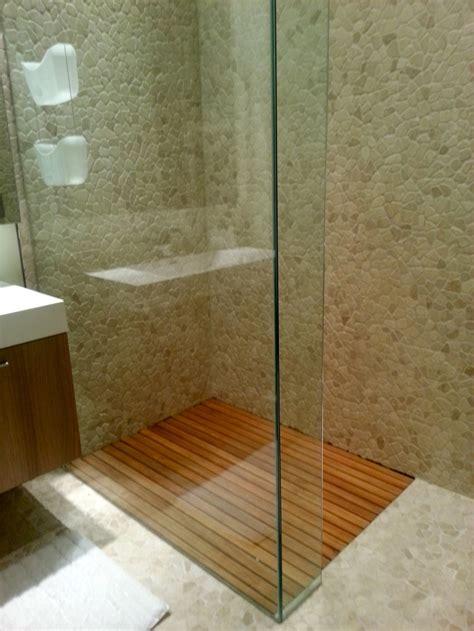 teak floor mat in shower future home dreams