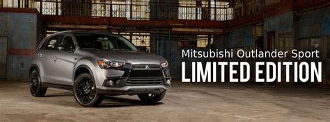 2017 mitsubishi outlander sport limited edition 2017 mitsubishi outlander sport limited edition