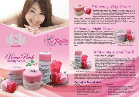 Series By Msglow Pemutih Badan been pink series original pemutih wajah