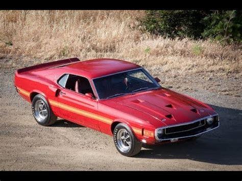 1969 shelby gt 350 mustang hertz rent a racer