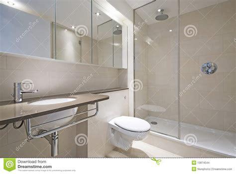 Modern Bathroom With Designer Wash Basin Stock Photo Image of domestic, natural: 13874544