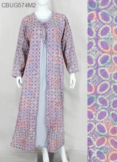 gamis cardigan rayon warna gamis batik murah batikunikcom
