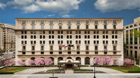 the l post inn best hotels in washington dc travel leisure autos post