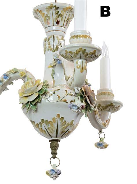 capodimonte porcelain chandelier capodimonte porcelain floral chandeliers architectural