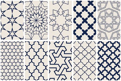 islamic pattern eps islamic art vector patterns graphics youworkforthem