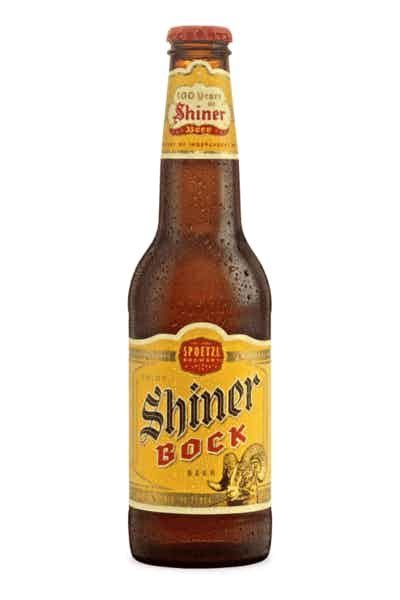 shiner bock drizly