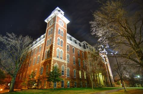 Arkansas Tech Mba by Of Arkansas Admissions Act Scores And More