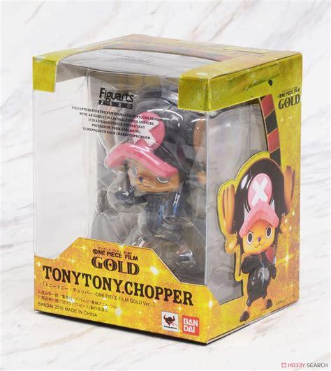 Fzo Tony Tony Chopper One Gold Ver One figuarts zero tony tony chopper one gold ver pvc figure package1