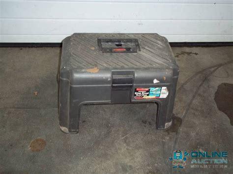 Rubbermaid Toolbox Step Stool by Rubbermaid Step Stool Tool Box Advanced Sales