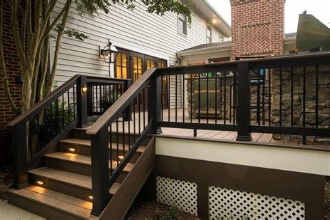 upgrade  deck railing san diego pro handyman