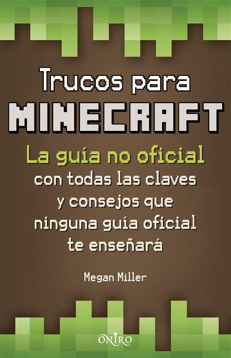 libro killer mine oniro trucos para minecraft la guia no oficial