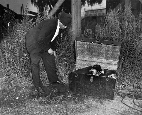 grisly photos from the father of crime scene photography