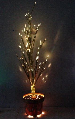 fibre optic christmas tree silver new 80cm decorating fiber optic twig tree silver color low voltage ebay