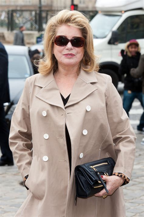 catherine deneuve louis vuitton catherine deneuve photos photos celebs at the louis