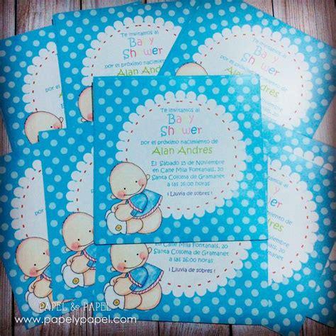 Paket Baby Shower 1 invitaciones de baby shower nacimiento bienvenidas bautizos invitaciones bautizos y baby