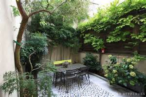 20e maison de ville avec cour jardin agence ea