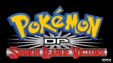 theme song chions league pok 233 mon dp sinnoh league victors theme song youtube