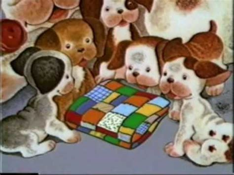 Poky Puppy And The Patchwork Blanket - lil puppies lil kittens fr 229 n silverlit funnycat tv