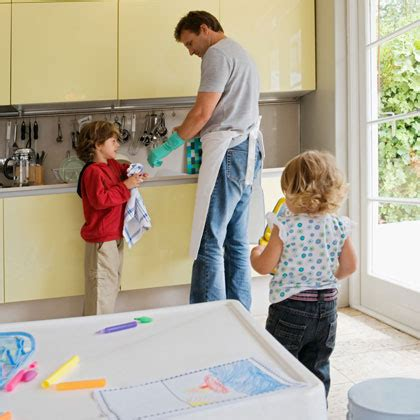 cleaning a house with preschoolers don t be silly have children helping parents in cleaning house www pixshark