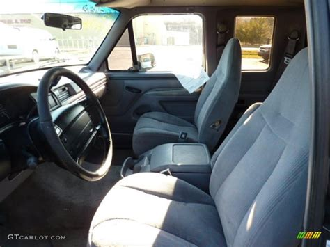 1990 Ford F150 Interior by Grey Interior 1996 Ford F150 Xlt Extended Cab Photo