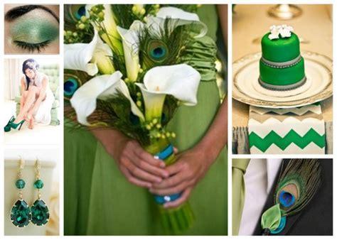 Emerald Green Wedding Decoration Ideas   Mallorca Weddings