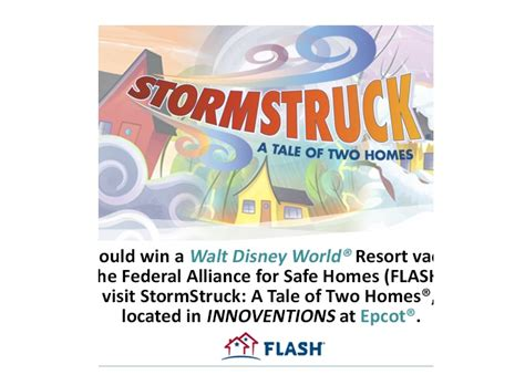 Disney Sweepstakes 2014 - win a disney vacation storm struck a tale of two homes sweeps maniac