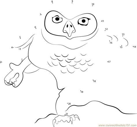owl dot to dot printable owl dance dot to dot printable worksheet connect the dots