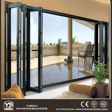 exterior bifold door glass bifold exterior doors grabill windows and doors