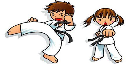 imagenes de niños karate el pabell 243 n polideportivo acoge hoy un ceonato