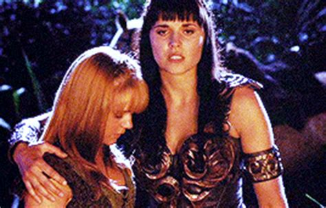 lucy lawless renee o connor fanfiction xena gabrielle