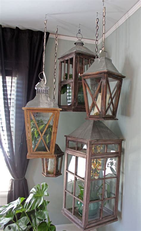 hanging lanterns in bedroom 86 best images about rustic lanterns oil ls on pinterest