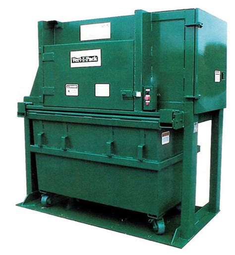 Self Contained Trash Compactors Commercial Pictures
