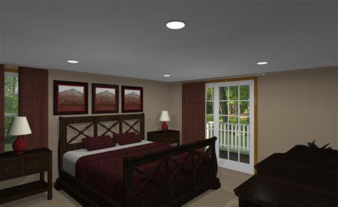bedroom and bathroom addition in ocean county design