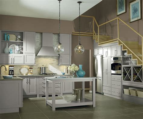 pale grey kitchen cabinets light grey kitchen cabinets kemper cabinetry
