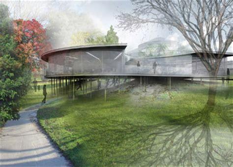 Botanical Garden Design Svendeborg Architects Design For Botanical Garden In Arhus