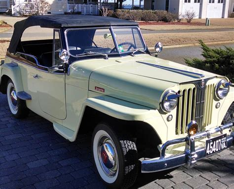 1948 willys jeepster 1948 willys jeepster convertible 170234