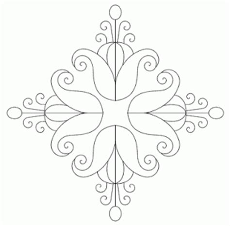 Einfache Motive by Free Simple Embroidery Patterns Motif Pattern Will