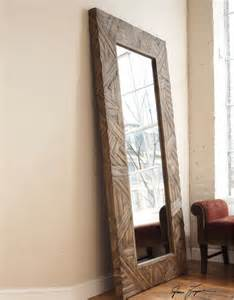 Floor Length Mirror by How To Maximize Space In A Small Apartment Decozilla