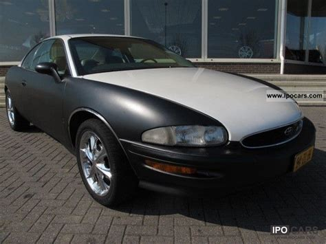 1996 buick riviera supercharged specs 1996 buick riviera 3 8 supercharged aut mat black leather