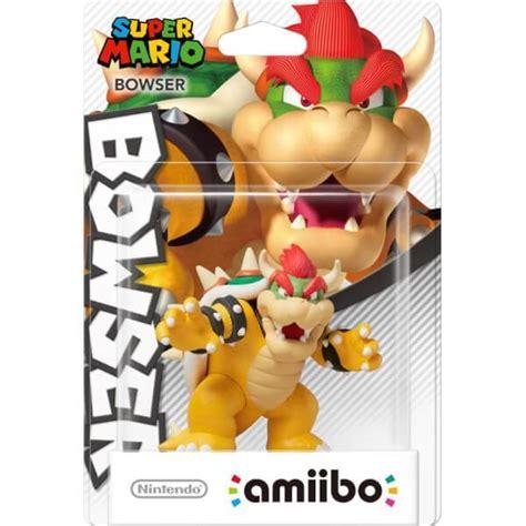 Amiibo Bowser Mario Odyssey Series bowser amiibo mario collection nintendo official uk store