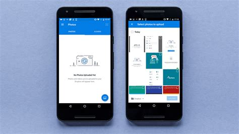 dropbox mobile app les meilleures applications gratuites pour android