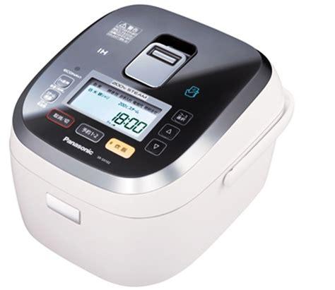 Rice Cooker Panasonic Indonesia panasonic reveals smartphone controller rice cooker